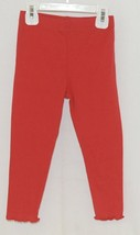 ann loren by Je Designs Red Long Pants 100 percent Cotton Size 2 to 3T image 1