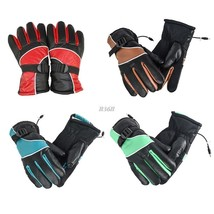 1Pair 12V Electric Gloves Charge Heated Gloves Sport Temperature Control... - $590,57 MXN