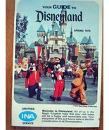 Vintage Your Guide To Disneyland Sprint 1970 - $15.99