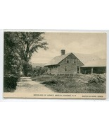 Horace Greeley Birthplace Amherst New Hampshire 1910c postcard - $5.89