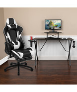 Black Gaming Desk & Chair Set - $311.00