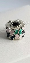 Authentic Pandora Sterling Silver BUTTERFLIES CLIP Charm - $28.00