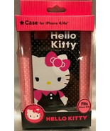 HELLO KITTY APPLE iPHONE 4/4S  Hard Shell Case - Cute! New in Package - $6.94