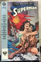 The Death of Superman DC First Print Doomsday TPB DC Comics - $19.59