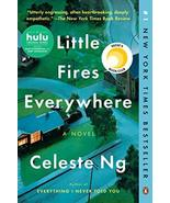 Little Fires Everywhere: A Novel [Paperback] Ng, Celeste - $16.65