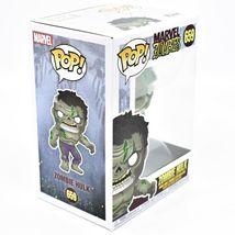 Funko Pop! Marvel Zombies Zombie Hulk #659 Bobble-Head Vinyl Figure image 5