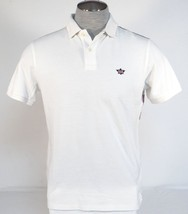 Ralph Lauren Denim & Supply Vintage White Distressed USA Flag Polo Shirt... - $59.99