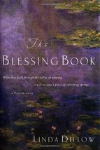 The Blessing Book: When They Walk Through the Valley of Weeping, It Will... - $5.94
