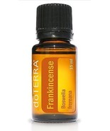 doTERRA Frankincense Boswellia Essential Oil 15 ml Brand New Sealed! fre... - $51.38