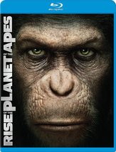 Rise of the Planet of the Apes (Two-Disc Edition Blu Ray + DVD)