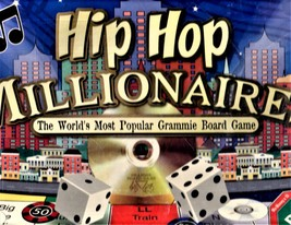 Hip Hop Millionaire$ - Board Game - $24.95