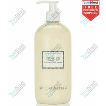 ⭐️⭐️⭐️⭐️⭐️ Crabtree & Evelyn Summer Hill Scented Body Lotion 500 ml, 16.... - $39.89