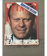 Time Magazine August 19, 1974, The Healing Begins, President Gerald Ford... - $9.00
