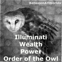 Arcane Illuminati Immense Wealth Spell Order Of The Owl Betweenallworlds... - $147.35