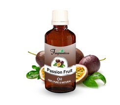 Fragrantica Passion Fruit Oil 100% Undiluted Natural Pure Uncut Oil 100 Ml - $25.16