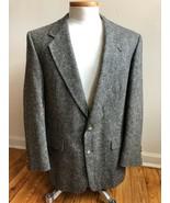 Vtg Austin Reed 42R Tweed 2-Button Blazer Suit Jacket - $43.70