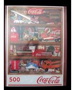 Coca-Cola Springbok 500 Piece A Collection Puzzle - BRAND NEW - $14.85