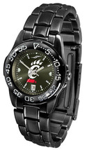 Cincinnati Bearcats Ladies Women AnoChrome Fantom Black Sport Watch - $94.50