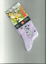 IDEFIX LAVENDER SOCKS CHILDREN'S SIZES MADE IN FRANCE ASTERIX