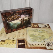 Robinson Crusoe Adventures On the Cursed Island Z-Man Games Complete - $79.15