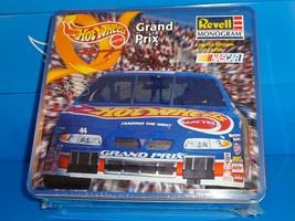 Revell Monogram NASCAR Kyle Petty #44 Hot Wheels Grand Prix 1/24 Model I... - $24.00