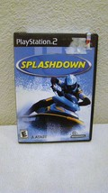 2001 Playstation 2 Splashdown Rated E for Everyone Video Game Complete - $6.72