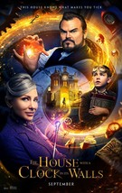 The House with a Clock in its Walls - original DS movie poster - 27x40 D... - $38.00