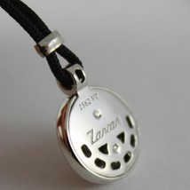 925 SILVER GLAZED WIND'S COMPASS PENDANT, NECKLACE BY ZANCAN MADE IN ITALY image 2