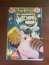 Witching Hour (1969 DC) #22 FN Fine - $13.86