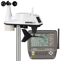 Davis Instruments 6250 Vantage Vue Wireless Weather Station with LCD Con... - $372.35