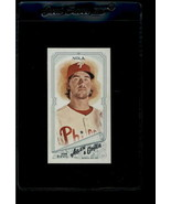 2018 ALLEN AND GINTER MINI A AND G LOGO #248 AARON NOLA NM-MT PHILLIES - $1.48