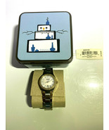 Fossil Women's Watch AM4183 Two Tone Gold & Silver - $75.00
