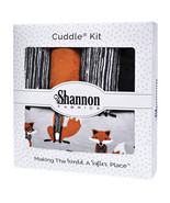 Shannon Fabrics Sensational Strips Sir Fox Complete Cuddle Kit - $53.96