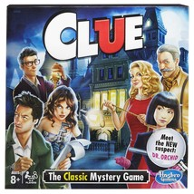 Clue Game by Hasbro (A5826) NEW! - $17.81