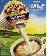 Land O' Lakes® Mini-Moo's® Half & Half Pack of 2 24-count boxes Total 48 - $12.73