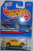 """Hot Wheels 1999 Mattel Wheels """"Mercedes C-Class"""" Collector #1015 On Seal... - $3.00"""