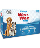 Four Paws Wee Wee Pads Xlarge/75 Pk 045663972349 - $80.85