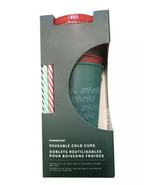 Starbucks 2019 Holiday Christmas Reusable Cold Cups SAME DAY SHIPPING In... - $39.58