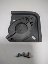Samsung Laundry Pedestal Leg Guide Rear (L) Part #: DC61-02922A - $22.43