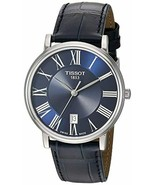 Tissot Unisex Carson Swiss Quartz Stainless Steel Dress Watch (Model: T1... - $439.00