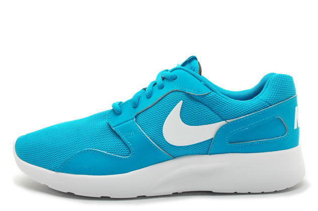 Primary image for Nike Men's Kaishi Casual Sneakers, 654473 411 Multip Sizes Blue Lagoon/White NIB