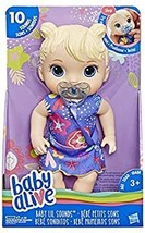 Baby Alive Baby Lil Sounds:Interactive Baby Doll with Pacifier - $24.99