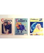 Collier's The National Weekly Feb 1929, Feb 1941 and Feb 1956 Magazines  - $59.99