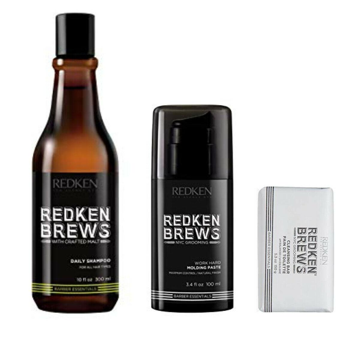 Redken Cheers to Brews 3pcs Set - $32.99