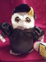 "9"" Dan Dee Graduation Owl Chicken Dance Head of Class Stuffed Animal Free Shipp - $39.44"