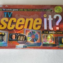 TV Scene it? The DVD Game 2005 Screen Life Factory Sealed - $22.28