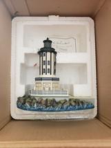 """The Danbury Mint """"Los Angeles Harbor Lighthouse"""" Authentic Sculpture - $28.05"""