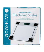 150kg Digital Electronic Glass Bathroom Scales Weighing Weight Scale KG ... - $30.98