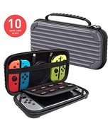Nintendo Switch Carrying Case Protective Hard Shell Slim Travel Carry Ca... - $38.36