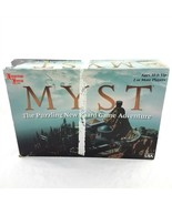 Myst Puzzling Adventure Fantasy Board Game University Games 1998 Ages 10+ - $14.84